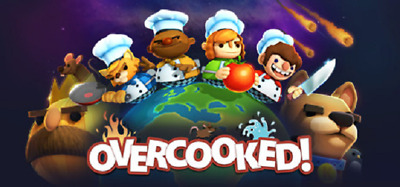 Overcooked PC *STEAM CD-KEY* 🔑🕹🎮 • 5.69£