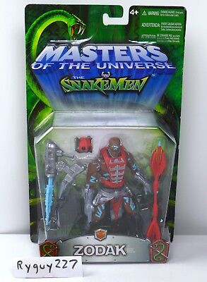 $60 • Buy MOTU, Zodak, 200x, Masters Of The Universe, MOC, Carded, He-Man, Sealed, Zodac