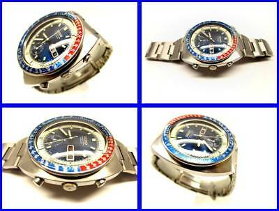 $ CDN1340.73 • Buy Seiko Speed Timer 6139-6012 Chronograph Automatic Authentic Men's Watch Working