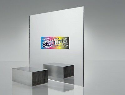 Plaskolite 6mm Two Way / See-Thru Mirror Acrylic Sheet, Various Sizes • 42.99£