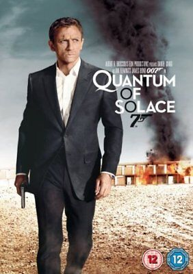 Quantum Of Solace - 007( Brand New DVD Sealed) Daniel Craig • 2.99£