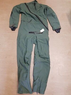 Genuine RAF RFD Beaufort Sage Green Immersion Protection Suit MK20A Size 4D • 99.95£