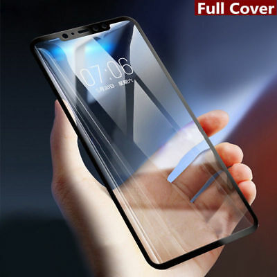 $ CDN2.39 • Buy For Xiaomi Pocophone F1 Full Cover Real Tempered Glass  Screen Protector Flim