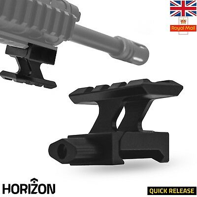 HORIZON Scope Riser Rail Mount Adapter 30mm Flat Top 20mm Picatinny Weaver Rail  • 5.95£