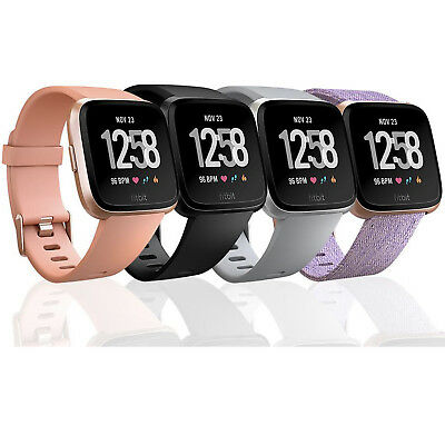 View Details Fitbit Versa Health & Fitness Smartwatch With Heart Rate, Music & Swim Tracking • 159.99£