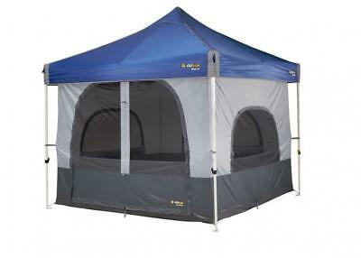 AU199.50 • Buy Oztrail Gazebo 3.0 Tent Inner Kit
