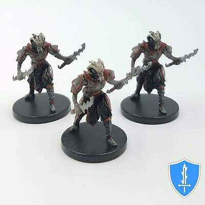 $ CDN7.26 • Buy Pitborn Fighter, Tiefling X3 - Maze Of Death #7 Pathfinder Battles D&D Miniature