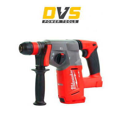 £219.85 • Buy Milwaukee M18CHX-0 M18 Fuel 18v SDS Plus Hammer Drill Body Only