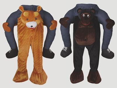Ladies Men's Monkey Animal Costume Monkey • 27.84£