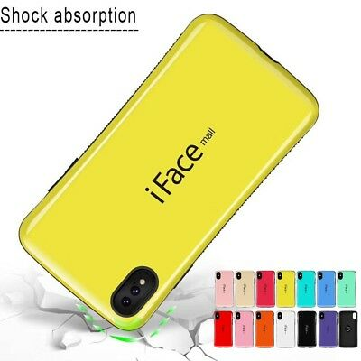 IFace Mall For IPhone XS/Max/XR/X Heavy Duty Shockproof TPU Hard Case Cover Skin • 5.99£