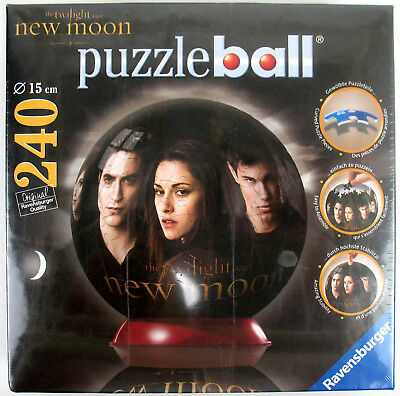 $7.95 • Buy The Twilight Saga - Puzzle Ball - 240 Pieces - New Moon - Ravensburger - New