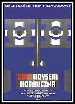 £15.99 • Buy 2001 A Space Odyssey 5   Poster Greatest Movies Classic & Vintage Films