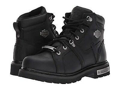$ CDN151.14 • Buy Harley-Davidson Men's Ruskin 5-In Black Motorcycle Boots D93471