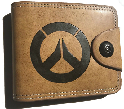 AU34.95 • Buy Overwatch Wallet Purse Mens PC Gaming Blizzard OW FPS PS4 Xbox Faux Leather AUS