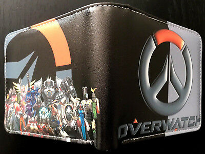 AU22.95 • Buy Overwatch Wallet Purse Mens Kids PC Gaming Blizzard OW PS4 Xbox FPS Shooter AUS