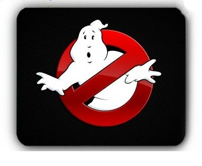 AU14.95 • Buy Ghostbusters Gaming Mouse Pad Desktop PC Computer Laptop 3mm Rubber Ghost AUS