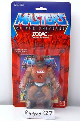 $50 • Buy MOTU, Commemorative Zodac, MISB, Sealed Box, MOC, Masters Of The Universe Figure