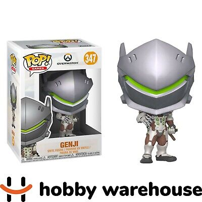 AU23.90 • Buy Funko Overwatch - Genji Pop! Vinyl Figure