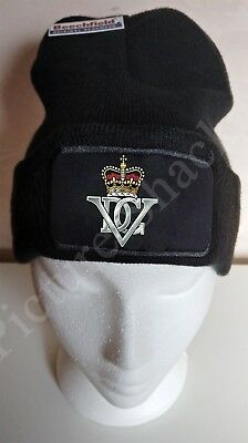£14.99 • Buy 5th Royal Inniskilling Dragoon Guards Cap Badge Printed On A Beanie Hat / Cap