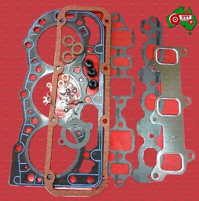 AU57.20 • Buy Tractor Top Gasket Set  Ford 3Cyl 4.4 Bore 555 55A