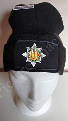 Royal Dragoon Guards Cap Badge Printed On A Beanie Hat / Cap.  • 14.99£