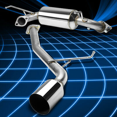 AU175.50 • Buy 4.5  Muffler Tip Ss Racing Catback Exhaust System For 00-05 Celica Gt/gts 2zz-ge