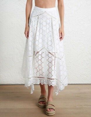 $250 • Buy Zimmermann Skirt - Divinty Wheel Skirt SOLD OUT SIZE 3