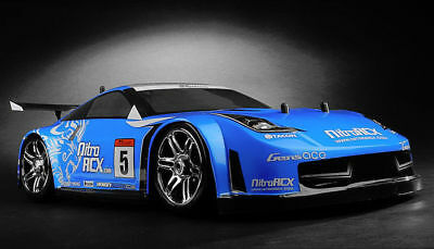 1/8th Scale EXCEED RC MadDrift Electric Brushless RTR Drift Car 2.4Ghz BLUE New • 320.64£