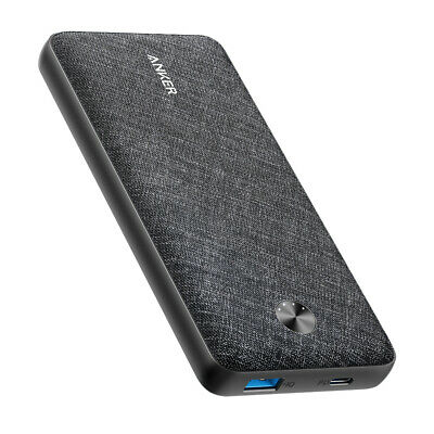 AU107.65 • Buy Anker PowerCore Speed 20000 PD PORTABLE CHARGER With USB-C POWER DELIVERY FAST