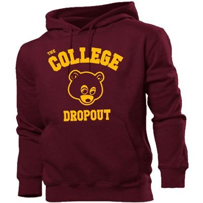 AU29.33 • Buy The College Dropout Hoodie, Hoody Kanye West Yeezus Yeezy Jay Z + Swag,Dilla