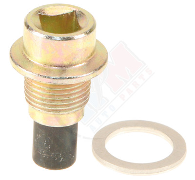 $12.55 • Buy Honda Acura Magnetic Auto Transmission Drain Plug With Washer 65406 ( M18x1.50)