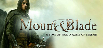 Mount & Blade PC *STEAM CD-KEY* *Fast Delivery!* 🔑🕹🎮 • 1.89£