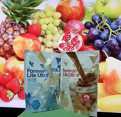 £18.90 • Buy Forever Living Lite Ultra SHAKE With AMINOTEIN 'VANILLA' OR  CHOCOLATE  Flavour.