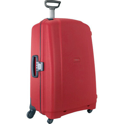 "View Details Samsonite F'Lite GT 31"" Spinner Zipperless Suitcase (Red) • 159.00$"
