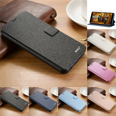 $3.99 • Buy For Xiaomi Redmi 6A Note 7 6 5 Pro Magnetic Flip Thin Leather Wallet Case Cover