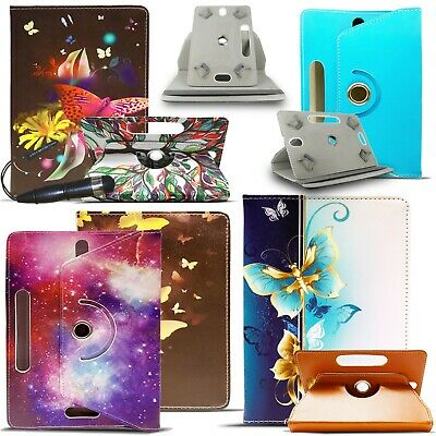 For Lenovo Tab E10 10.1 Inch Tablet 360° Rotating PU Leather Stand Case Cover • 4.99£
