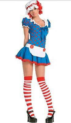Raggedy Ann Costume Compare Prices On Dealsan Com