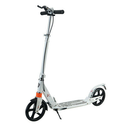 AU99 • Buy Foldable Kick Scooter Big Wheels Lightweight With Brakes Suspension Gift
