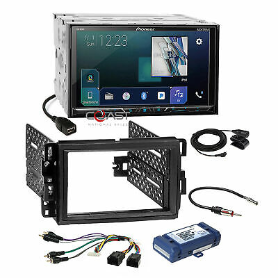 $409.95 • Buy Pioneer DVD GPS Ready Stereo Dash Kit Bose Harness For Buick Chevy GMC Pontiac