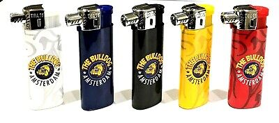£3.20 • Buy  The Bulldog Amsterdam  Electronic Pipe Lighters Adjustable Soft Flame OFFICIAL