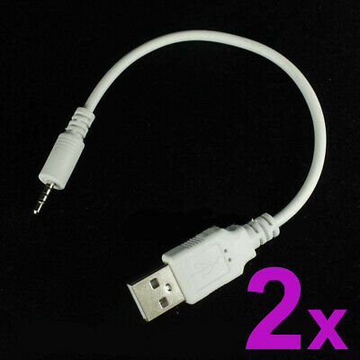 AU15.31 • Buy Mini Jack USB Short Fast Charger Cable For AKG K490NC K495NC N60NC Headphone