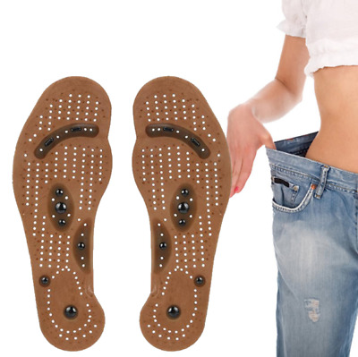 $ CDN12.78 • Buy MindInSole Acupressure Magnetic Massage Foot Pain Relief Stress Insole New