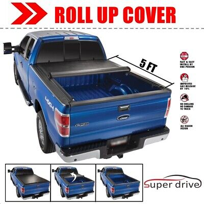 Fits 2016 2019 Toyota Tacoma 6ft Bed Vinyl Smooth Roll Up Tonneau Cover Auto Parts And Vehicles Truck Bed Accessories Magenta Cl
