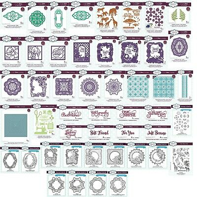 £5.65 • Buy CREATIVE EXPRESSIONS - Sue Wilson Dies And Stamps Collection - Oct 2018 NEW