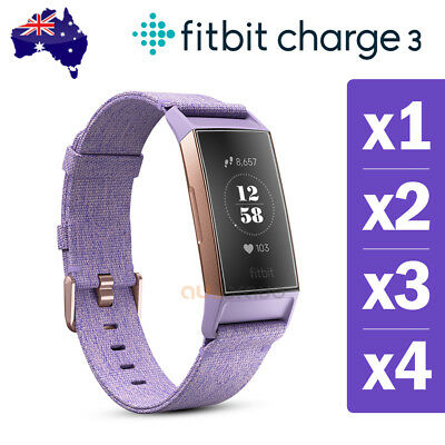 AU3.95 • Buy For Fitbit Charge 3 Compact TPU Hardness Film Anti-Fingerprint Screen Protector