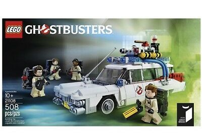 LEGO Ideas Ghostbusters Ecto-1 (21108) 30th Anniversary Limited Edition New • 149.99£