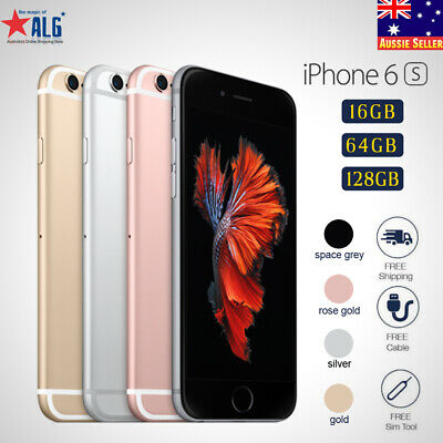 AU288.95 • Buy Factory Unlocked APPLE IPhone 6S 16/32/64/128GB 4G LTE Smartphone In Sealed
