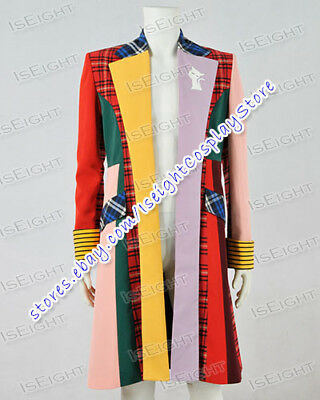 £85.99 • Buy Who Is Doctor Series Doctor Cosplay Costume Halloween Various Styles Available