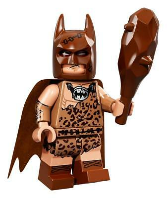 New Lego Clan Of The Cave Batman From Set 71017 The Lego Batman Movie (coltlbm-4 • 4.32£