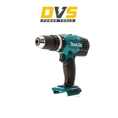 Makita Dhp453z Lxt 18v Cordless Combi Drill Driver Body Only  • 54.99£